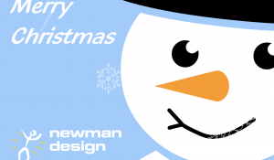 Christmas Snowman Animation