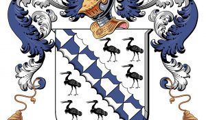 Coat of Arms in Colour