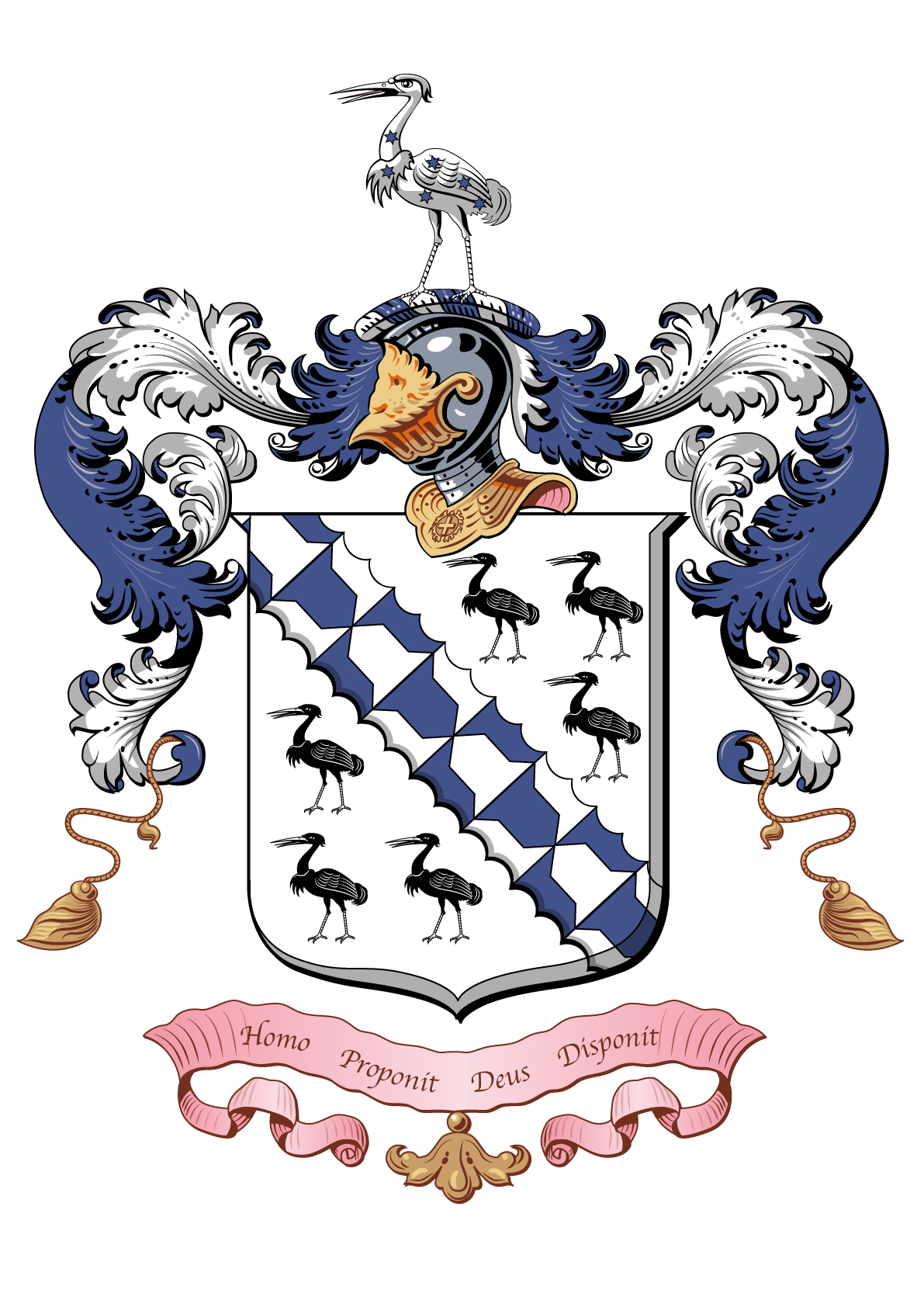 Barber-Starkey Coat of Arms