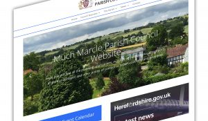 Much Marcle Parish Council Web Site